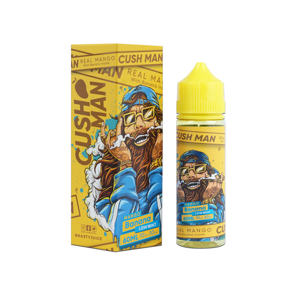 Nasty Juice Mango Banana 60ml/0mg