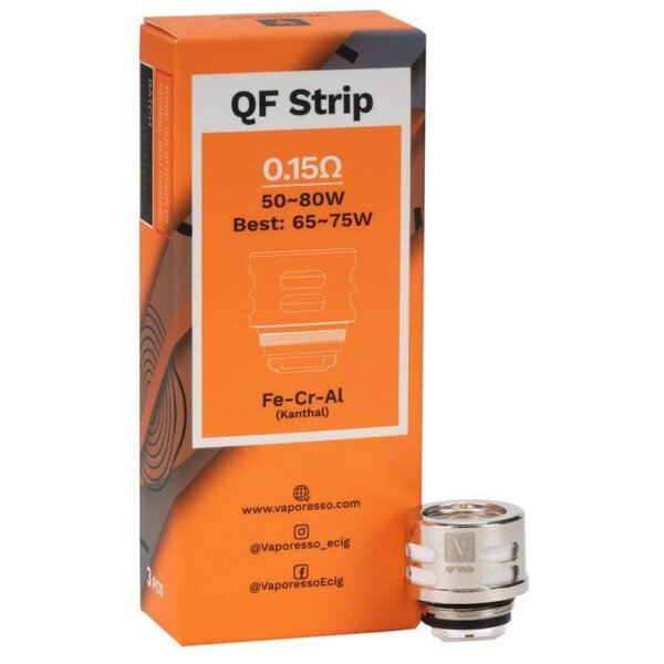 Vaporesso QF Strip 0.15ohm
