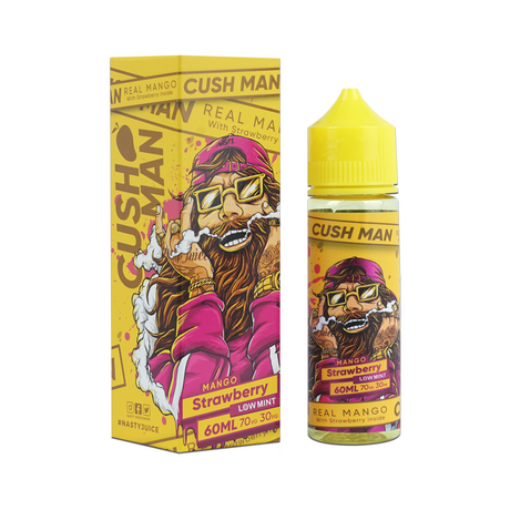 Nasty Juice Mango Strawberry 60ml/0mg
