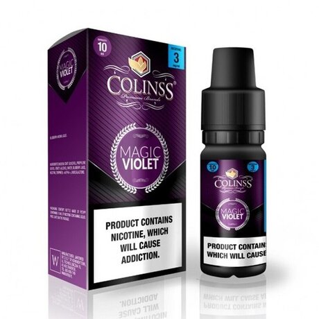 ColinsS Magic Violet - Blueberry 10ml