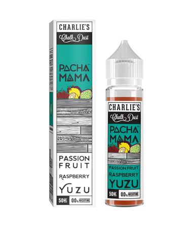 Charlie`s Chalk Dust Blood Passionfruit Raspberry Yuzu 50ml