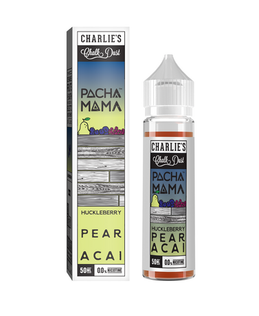 Charlie`s Chalk Dust Huckleberry Pear Acai 50ml