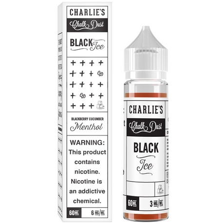 Charlie`s Chalk Dust Black Ice 50ml