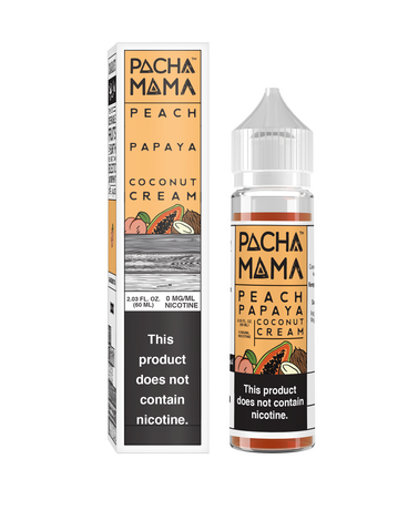 Charlie`s Chalk Dust Peach Papaya Coconut Cream 50ml