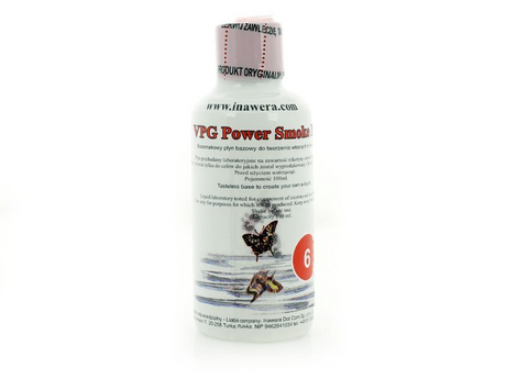 Базов разтвор Inawera VPG Power Smoke 100ml 18mg (10 X 10ml)