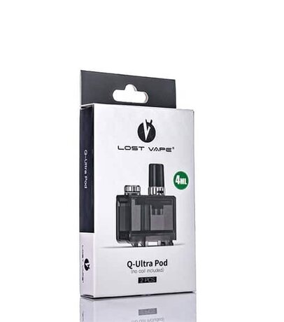 Lost Vape Q-Ultra Refillable Pod 1.0ohm 4ml