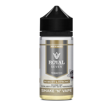 ROYAL Seven Robust & Strong Shake N Vape 50ml