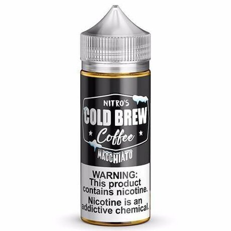 Nitros Cold Brew MACCHIATO 100ml