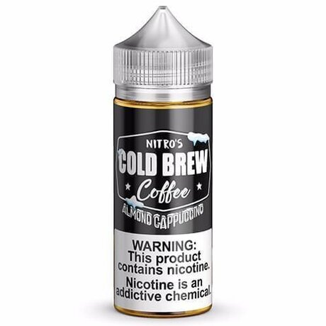 Nitros Cold Brew ALMOND MILK CAPUCCINO 100ml