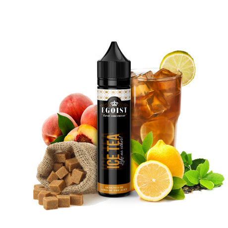Egoist Ice Tea 40/60ml Shortfill