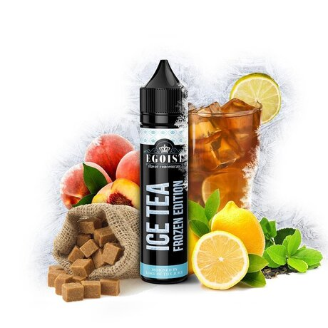Egoist Ice Tea Frozen 40/60ml Shortfill